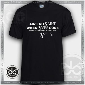 Buy Tshirt Yves Gone Criminal Damage Custom Tshirt Mens and Tshirt Womens