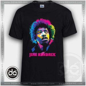 Buy Tshirt Jimi Hendrix Typography Tshirt mens Tshirt womens Tees size S-3XL