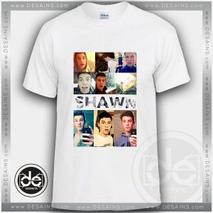 Buy Tshirt Magcon boys Shawn Mendes Tshirt mens Tshirt womens Tees size S-3XL