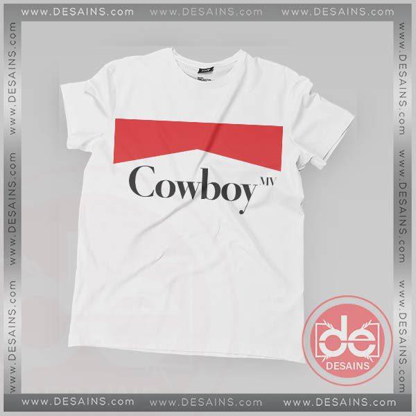 923f3705 Buy Tshirt Marlboro Cowboy Tshirt mens Tshirt womens Tees size S-3XL