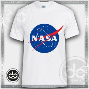 Buy Tshirt Nasa Space Logo Tshirt mens Tshirt womens Size S-3XL
