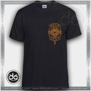 Buy Tshirt Neck Deep Burgundy Logo Tshirt mens Tshirt womens Size S-3XL