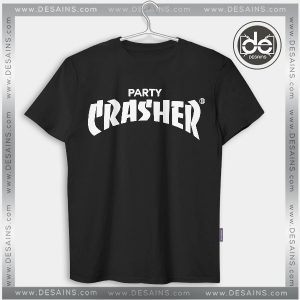 Buy Tshirt Party Crasher Thrasher Tshirt mens Tshirt womens Size S-3XL