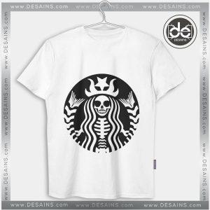 Buy Tshirt Queen Goth Starbucks Tshirt mens Tshirt womens Size S-3XL