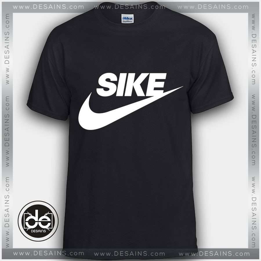 buy tshirt sike just do it funny logo tshirt mens tshirt