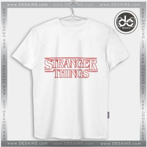 Buy Tshirt Stranger Things Netflix Tshirt mens Tshirt womens Size S-3XL