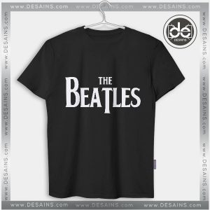 Buy Tshirt The Beatles Band Logo Tshirt mens Tshirt womens Size S-3XL