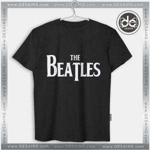 Buy Tshirt The Beatles Band Logo Tshirt mens Tshirt womens Size S-3XL