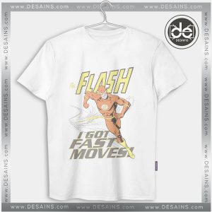 Buy Tshirt The Flash Fast Moves Tshirt mens Tshirt womens