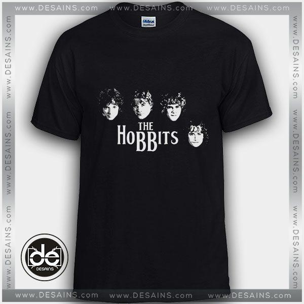Buy Tshirt The Hobbits Beatles Parody Tshirt mens Tshirt womens