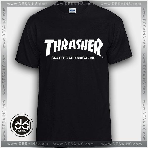 Buy Tshirt Thrasher Skateboard Magazine Logo Tshirt mens Tshirt ... 3a88b7590