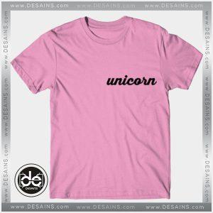 Buy Tshirt Unicorn Pink Custom Tshirt mens Tshirt womens