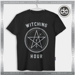 Buy Tshirt The Witching Hour Symbols Custom Tshirt mens Tshirt womens