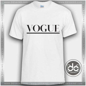 Buy Tshirt Vogue Teen Magazine Logo Custom Tshirt mens womens