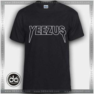 Buy Tshirt Yeezus Merch Kanye West Logo Kanye Tees Custom