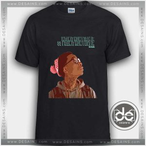 Buy Tshirt Wiz Khalifa Talk To Ya Tshirts Music Merchandise Custom Tees