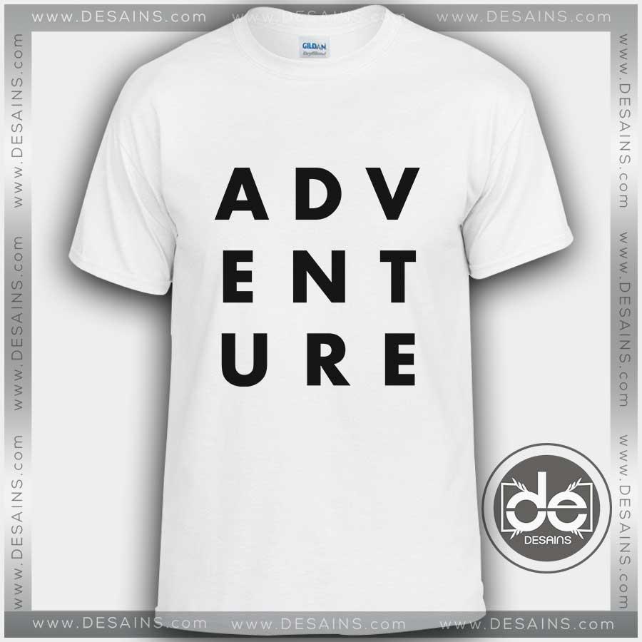 c67a2559 Buy Tshirt Adventure Design Tshirt Womens Tshirt Mens Tees Size S ...