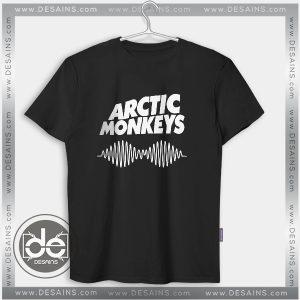 Tshirt Arctic Monkeys AM Merch Tshirt Womens Tshirt Mens size S-3XL