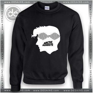 Buy Sweatshirt Arctic Monkeys Head Sweater Womens and Sweater Mens