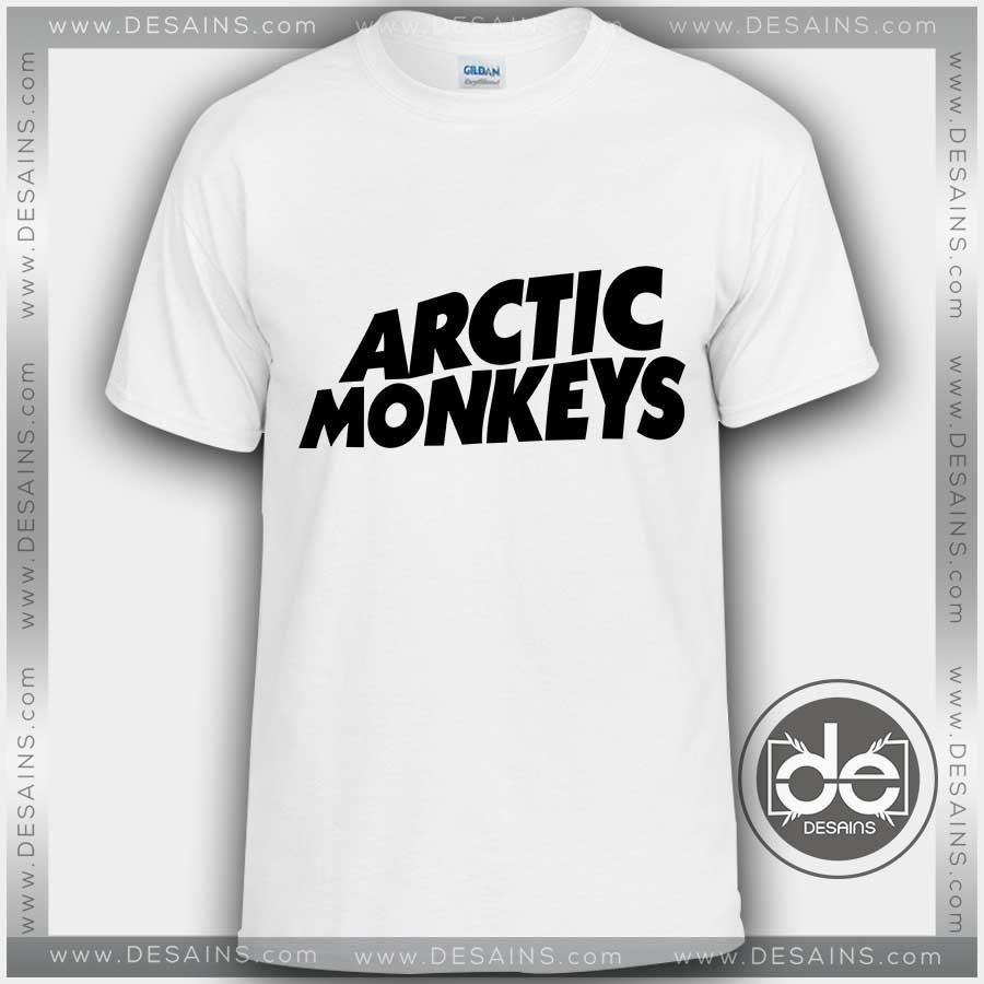 f5d425e27 Buy Tshirt AM Arctic Monkeys Logo Tshirt Womens Tshirt Mens Size S-3XL