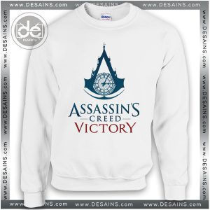 Sweatshirt Assassins Creed Victory London Sweater Womens and Mens