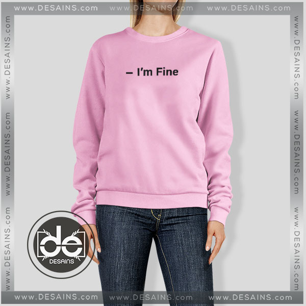 c062106149adf Buy Sweatshirt Iam Fine Custom Sweater Womens and Sweater Mens