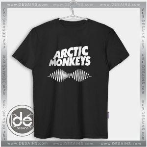 Tshirt Arctic Monkeys AM Wave Tshirt Womens Tshirt Mens Size S-3XL
