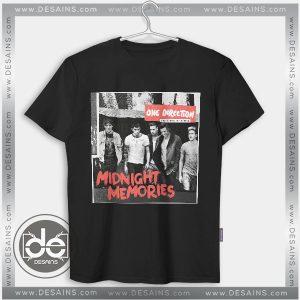 Tshirt Midnight Memories Deluxe Tshirt Womens Tshirt Mens Size S-3XL