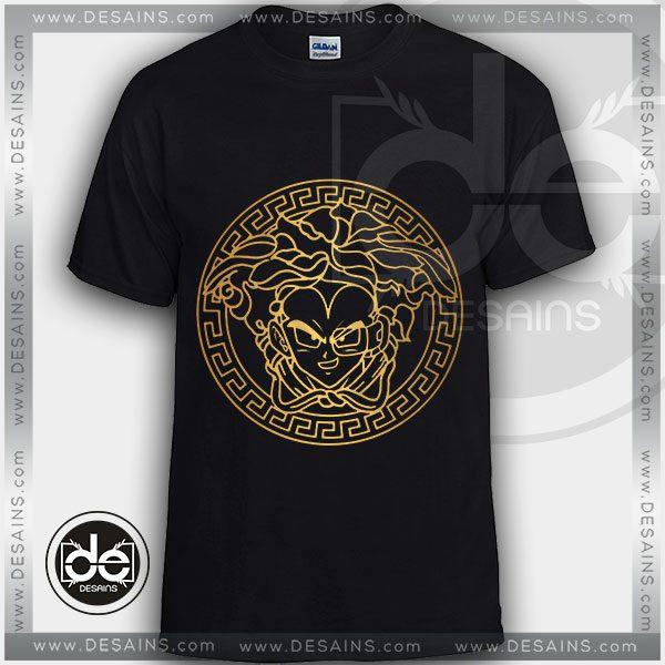 260f0db95b Buy Tshirt Vegeta Dragon Ball Versace Tshirt mens Tshirt womens Tees Size  S-3XL