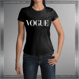 Buy Tshirt Vogue Teens Tshirt mens Tshirt womens Tees Size S-3XL