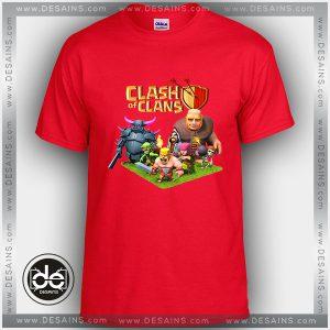 Buy Tshirt Clan for Clash of Clans Tshirt Kids and Adult Tshirt Custom