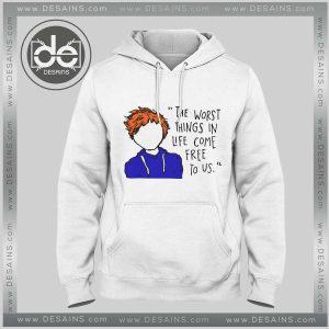 Hoodies Ed Sheeran Cartoon Hoodie Mens and Womens Adult Unisex