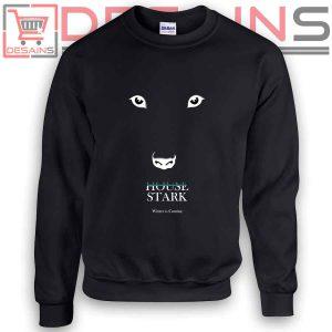 Sweatshirt Game of Thrones House Stark Sweater Womens Sweater Mens