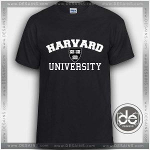 Tshirt Harvard University Logo Tshirt mens Tshirt womens Tees Size S-3XL