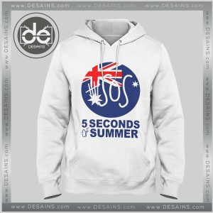 Hoodies 5SOS Australian Band Hoodie Mens and Womens Adult Unisex