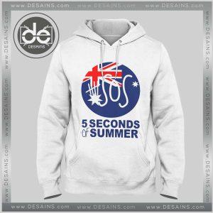 Hoodies 5SOS Australian Band Hoodie Mens and Womens Adult Unisex