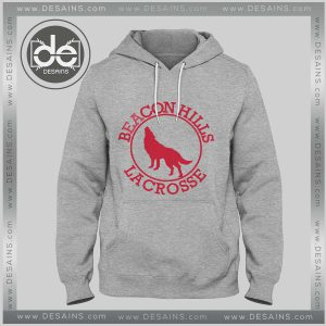Hoodies Beacon Hills Lacrosse Hoodie Mens and Womens Adult Unisex