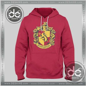 Hoodies Hufflepuff Logo Harry Potter Hoodie Mens Womens Adult Unisex