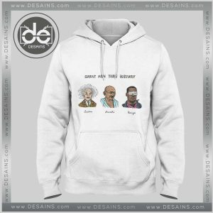 Hoodies Kanye West Great Men Hoodie Mens Hoodie Womens Adult