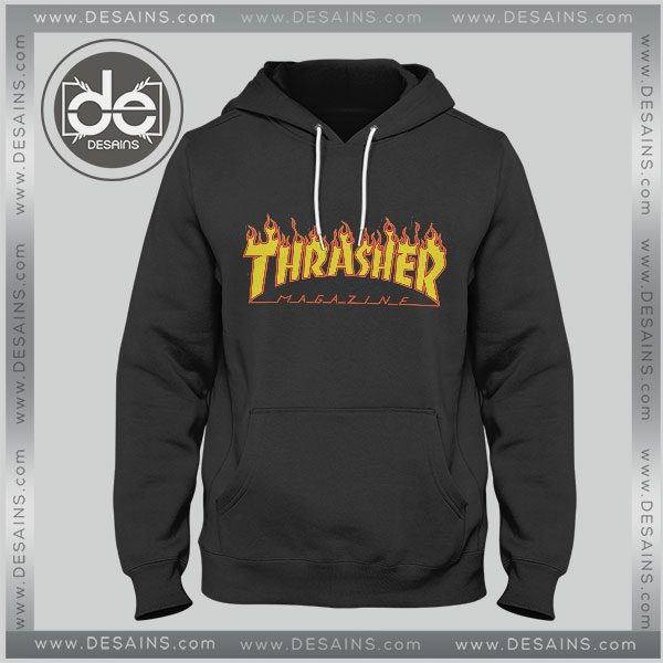 d6ba5b46e589 Hoodies Thrasher Magazine Logo Hoodie Mens Womens Adult Unisex