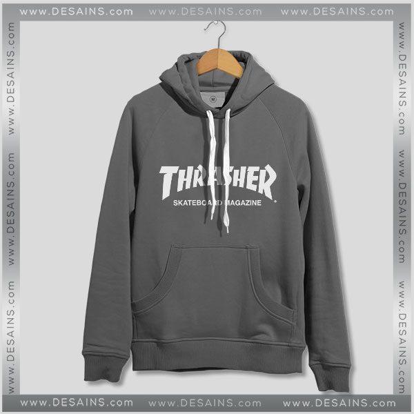 26a6009402d8 Hoodies Thrasher Skateboard Magazine Hoodie Mens Womens Adult