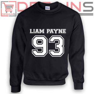 Buy Sweatshirt Liam Payne 93 Sweater Womens and Sweater Mens