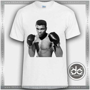 Tshirt Muhammad Ali Legend Tshirt mens Tshirt womens Tees Size S-3XL