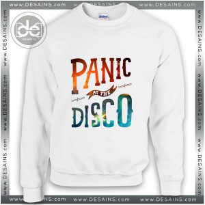 723e6020 Sweatshirt Panic at the disco Colors Sweater Womens and Sweater Mens