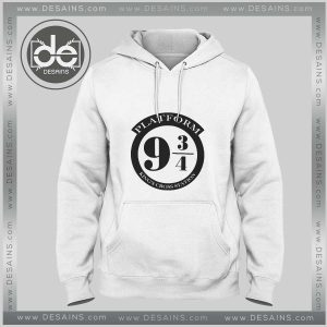 Hoodies Harry Potter Platform 9 3/4 Hoodie Mens Womens Adult unisex