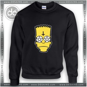 Buy Sweatshirt Simpsons Face Sweater Womens and Sweater Mens