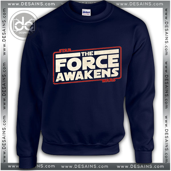 Sweatshirt Star Wars The Force Awakens Sweater Womens Sweater Mens