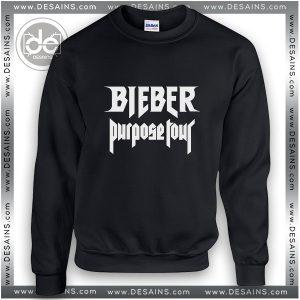 Buy Sweatshirt Bieber Purpose Tour Sweater Womens and Sweater Mens
