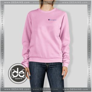 Buy Sweatshirt Champion Logo Sweater Womens and Sweater Mens