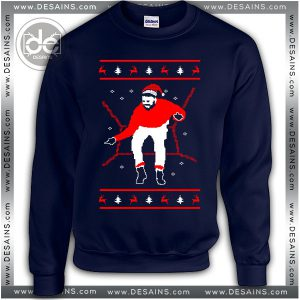Sweatshirt Drake Christmas hotline bling Sweater Womens Sweater Mens